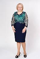 Оригинальное платье большого размера Мэри, р 50-58