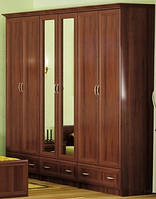 Мебель-Сервис Соната шкаф 6Д 2100х2400х520мм