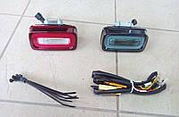 Фонарики диодные в задний бампер на Mercedes G-Сlass, фото 1