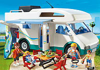 Конструктор Playmobil  6671 Авто-кемпер, фото 1