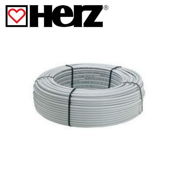 Металлопластиковая труба Herz PE-RT/AL/PE-HD HT 16x2 (200 м) -  «Мой Климат» интернет-магазин в Ровно