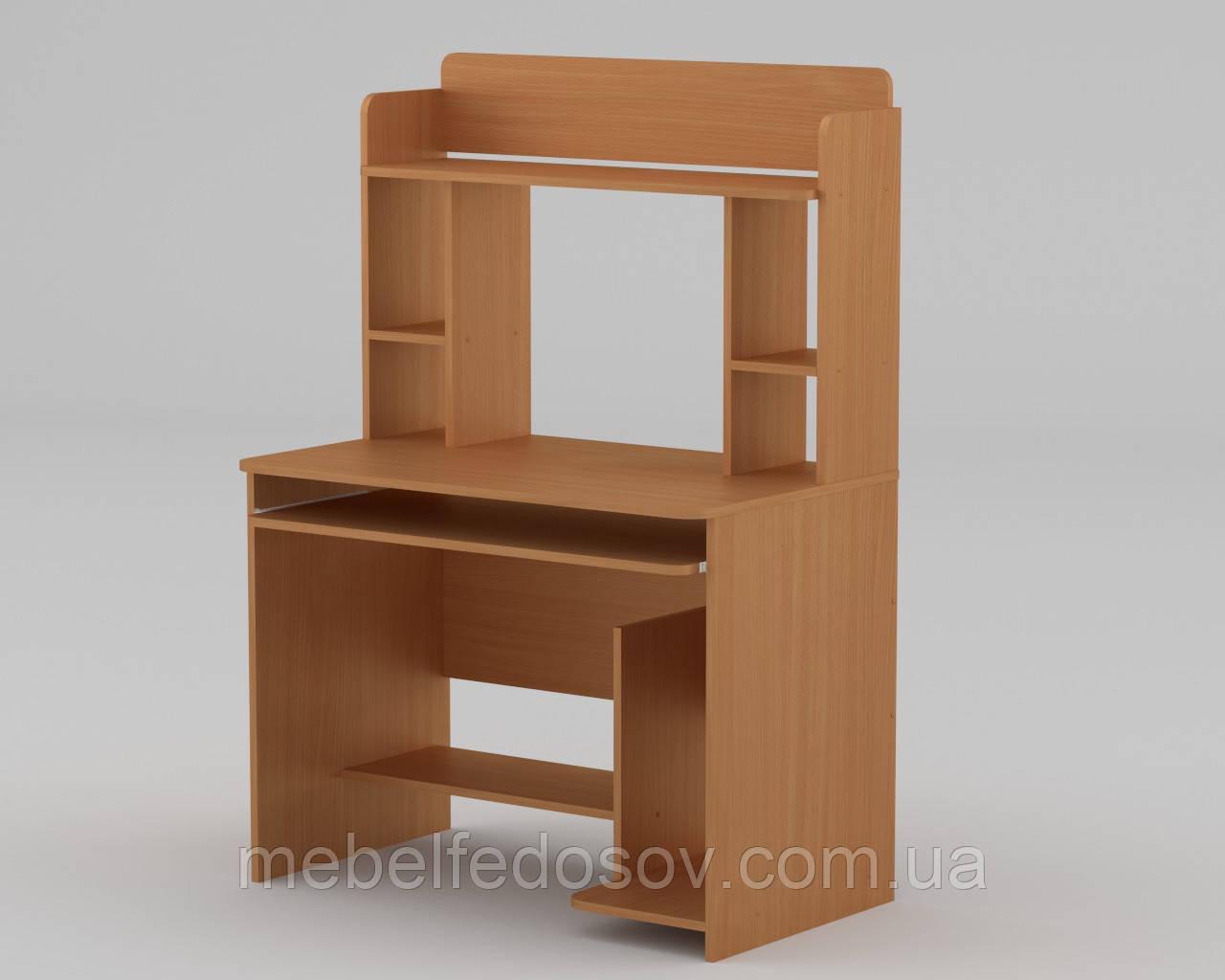 Стол компьютерный СКМ-6 (Компанит) 1000х598х756+686мм