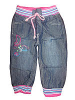 Джинсы для девочек, Sinsere,  размеры  98,98, арт. Q-97