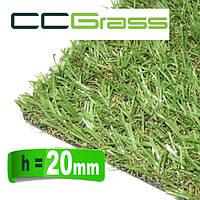 Декоративная искусственная трава CCGrass Ample 20