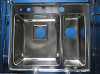 Мойка кухонная врезная из нержавеющей стали Teka Frame 1 ½B микродефект