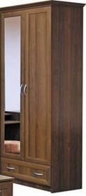 Шкаф Соната 4Д 2100х1600х520мм    Мебель-Сервис