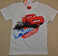 Футболки Disney Pixar «Cars»,польша.хлопок. рост 92\98.122.128.134