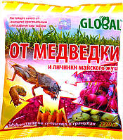 Глобал медведка гранула для борьбы с медведкой (волчком, капустянкой),муравьямы, (аналог боверин)