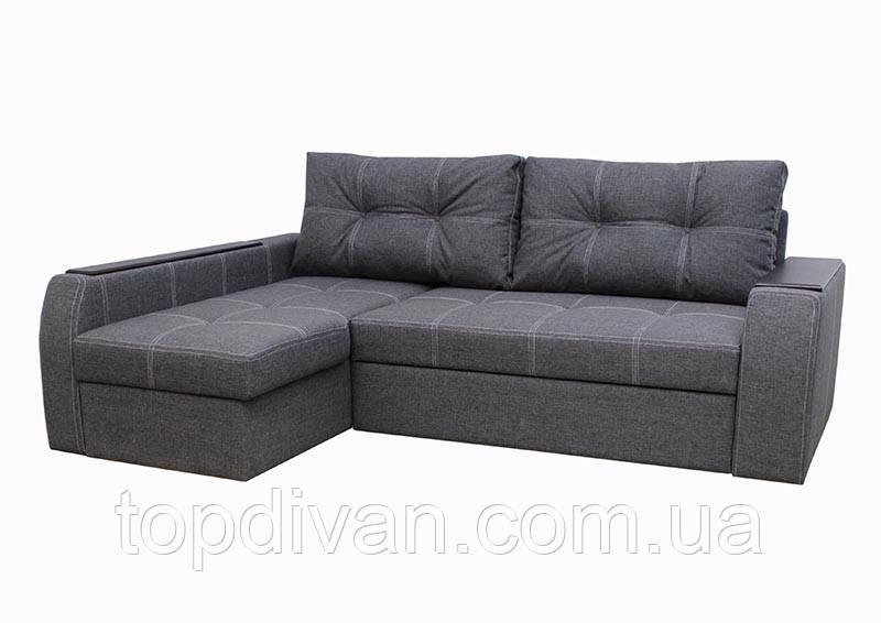 """Кутовий диван """"Батісто"""". Люкс 06"""