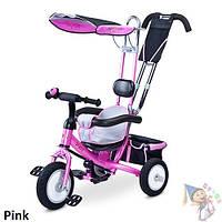 Детский велосипед Caretero Derby Pink