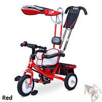 Детский велосипед Caretero Derby Red