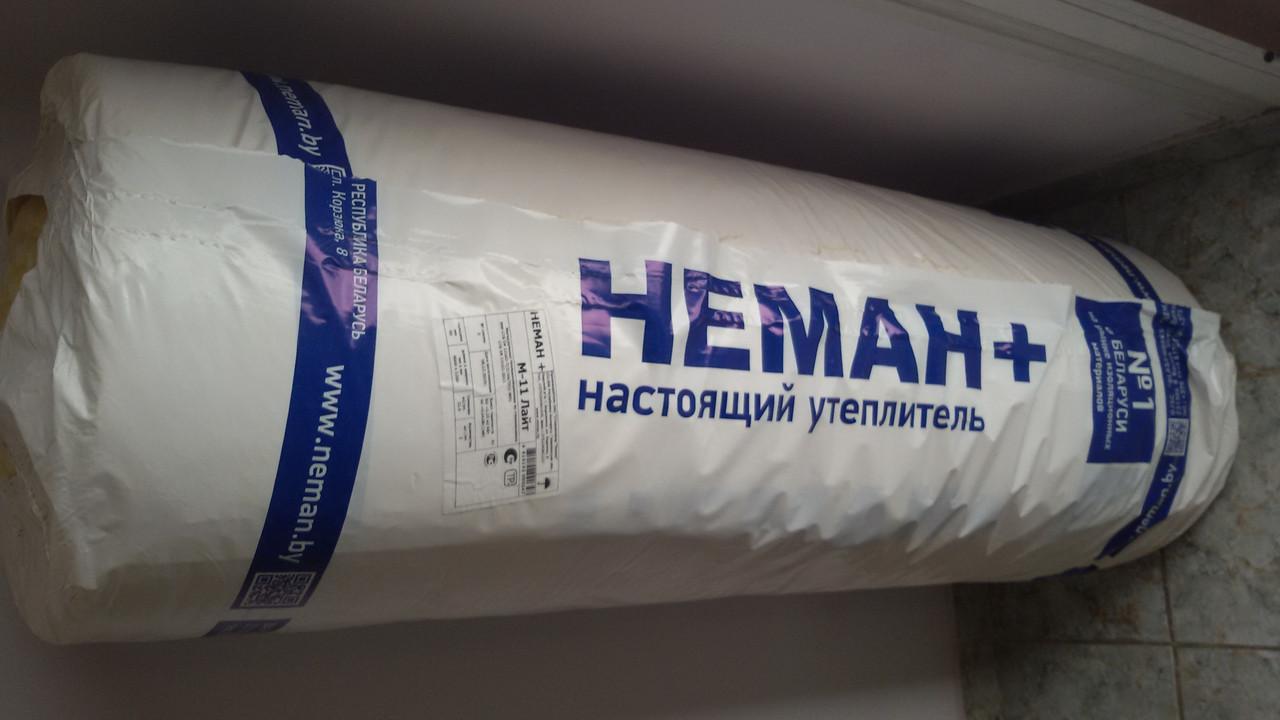 Стекловата НЕМАН +, утеплитель, универсальный, Одесса