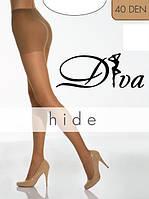Женские капроновые колготки Diva 40 DEN размер 2