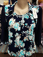 Женская блуза больших размеров