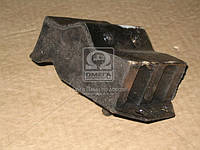 Подушка опоры двигателя КАМАЗ передней (Россия). 5320-1001020
