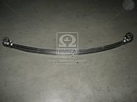 Рессора задняя УАЗ 3163 ПАТРИОТ 3-листовая со втулкой L 1415 (Чусовая). 3163-2912010 с/ш