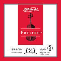 Струны D`ADDARIO J814 4/4M Prelude G 4/4M