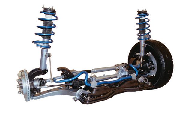 Система рулевого управления \ подвески