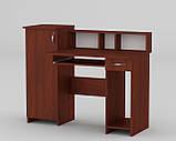 Стол компьютерный ПИ-ПИ-2 (Компанит) 1175х600х736+220мм , фото 4