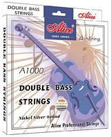 Струны для контрабаса  Alice A1000
