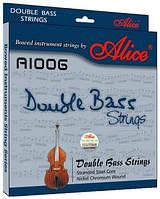 Струны для контрабаса  Alice A1006