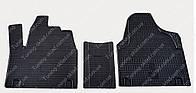 Коврики в салон Пежо Эксперт 1 (автомобильные коврики на Peugeot Expert 1, комплект 3 шт)