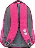 Рюкзак подростковый Cambridge (Кембридж) розовый CA060, фото 2
