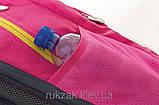Рюкзак подростковый Cambridge (Кембридж) розовый CA060, фото 4