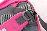 Рюкзак подростковый Cambridge (Кембридж) розовый CA060, фото 7