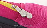Рюкзак подростковый Cambridge (Кембридж) розовый CA060, фото 8