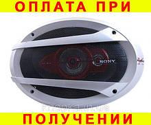 Автоакустика Sony XS-GTF6958 мощность 600W