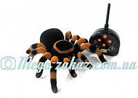 """Игрушка гигантский паук на радиоуправлении """"Тарантул"""": длина 28см"""