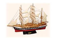 "Корабль ""Le Beiem"", 70х60см.  Уценка 1"