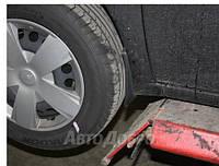 Брызговики передние Chevrolet Aveo Sedan с 2012-