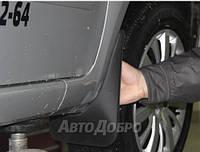 Брызговики передние Fiat Linea c 2007- (полиуретан)