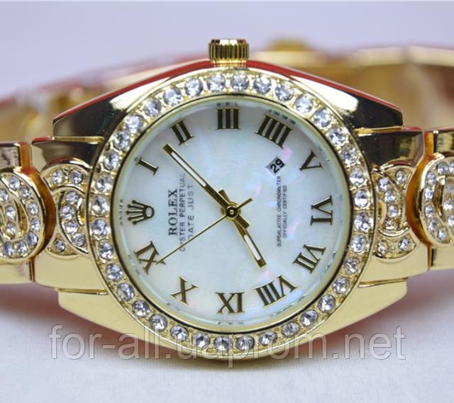 Часы женские наручные Rolex Oyster Perpetual Datejust Gold R5801 в интернет-магазине Модная покупка