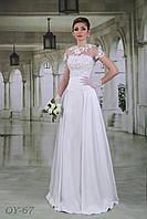 Свадебное платье 067