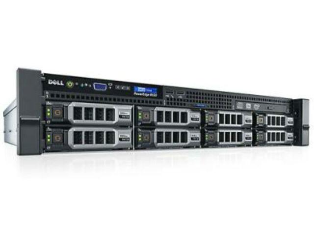 Сервер Dell PE R530 (R530-BFFU#238)