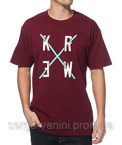 Футболка мужская стильная KR3W X
