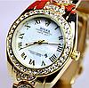 Женские часы Rolex Oyster Perpetual Datejust Gold R5801