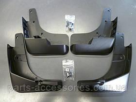 Nissan Rogue 2014-17 брызговики передние задние новые оригинал