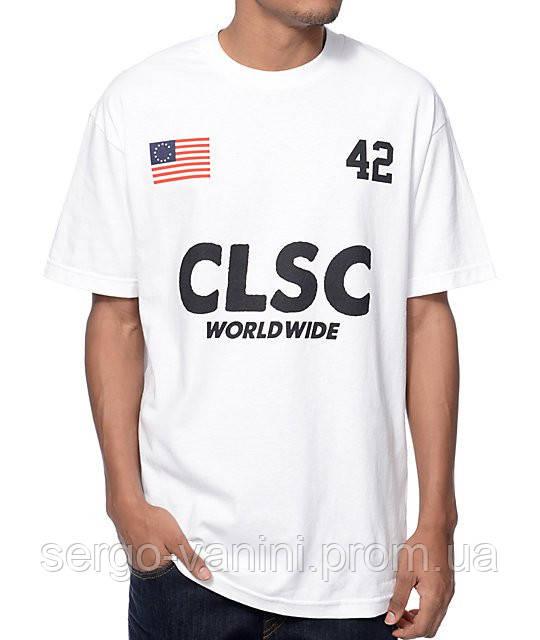 Футболка мужская стильная CLSC Golaso