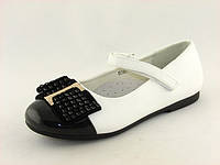 Обувь для девочек Шалунишка, туфли, искусственная кожа, стелька кожа ортопедическая, размеры 31-36