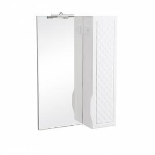 Зеркало с пеналом Аква Родос Родорс 55 с подсветкой, фото 2
