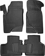 Полиуретановые коврики для Chevrolet Niva 2002- (AVTO-GUMM)