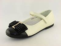 Обувь для девочек Шалунишка, туфли, искусственный лак, стелька кожа ортопедическая, размеры 36