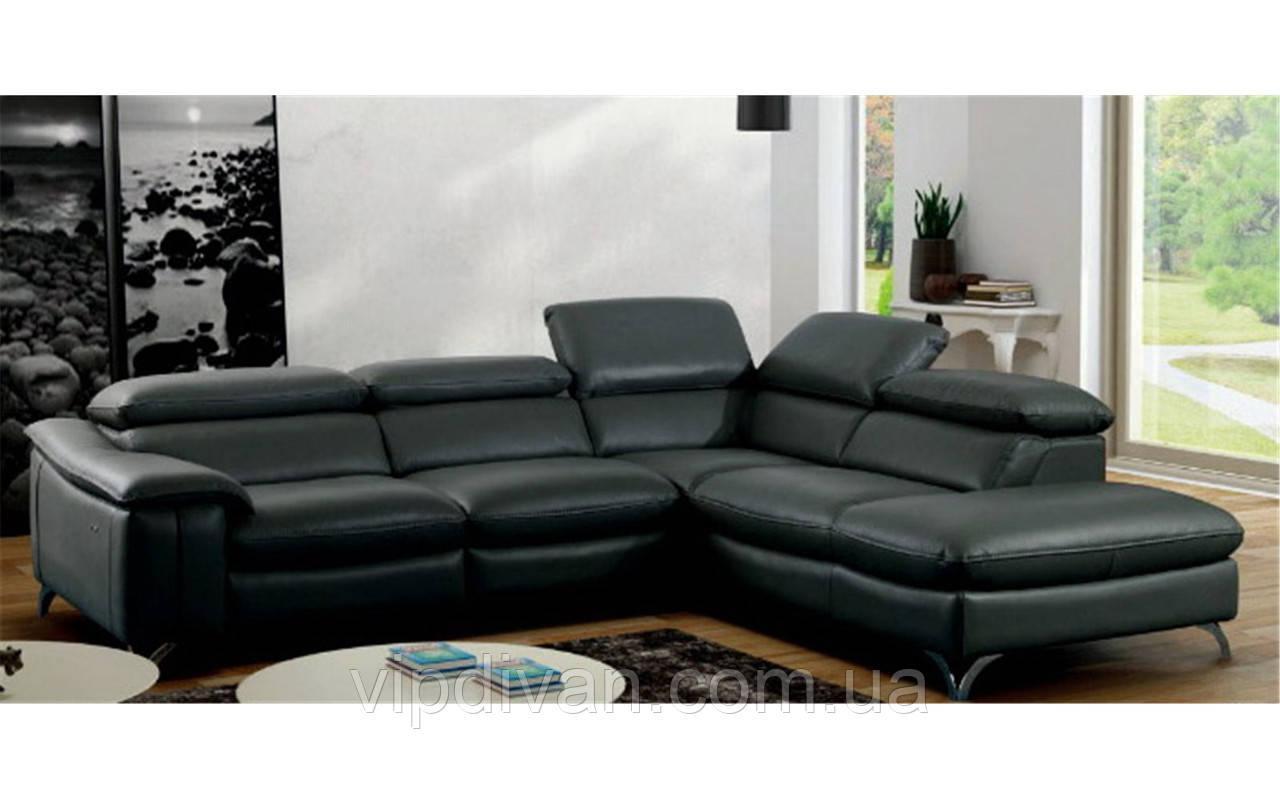 кожаный угловой диван Finoкожаный диван цена 51 330 грн купить