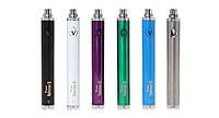 Аккумулятор для электронной сигареты, Black, Blue, Purple, Silver, Vision Spinner II 1650 mAч EC-018