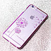 Чехол-бампер Flower Pink для Apple iPhone 6/6s