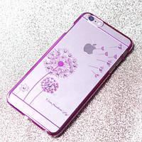 Чехол-бампер Flower Pink для Apple iPhone 6/6s, фото 1